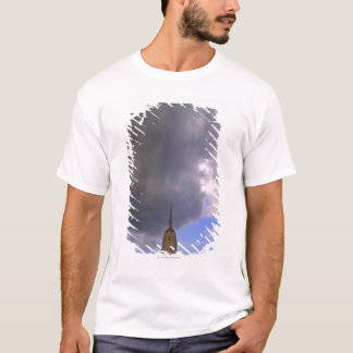 Clouds over Empire State Building T-Shirt