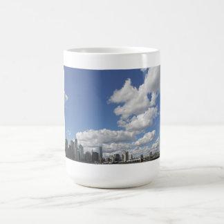 Clouds over Manhattan Mug