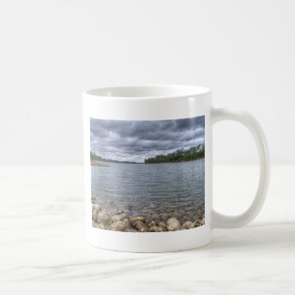Clouds Over The American River Mugs