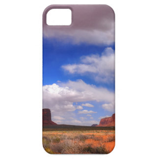 Clouds over the desert iPhone SE/5/5s case