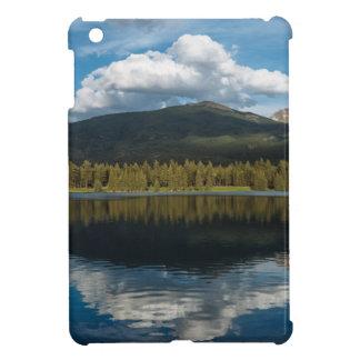 Clouds over the mountain iPad mini cover