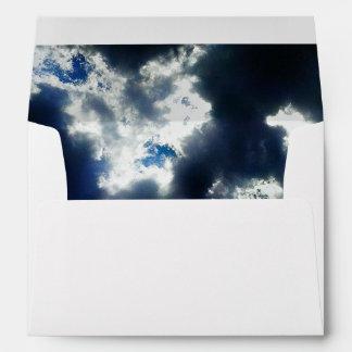 Clouds Part Envelope