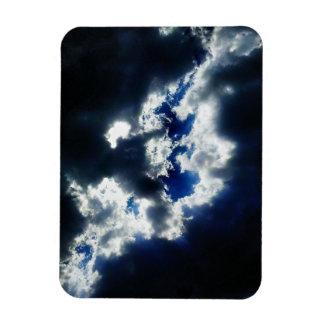 Clouds Part Magnet