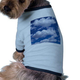 Clouds Peaceful Formations Ocean Beach Dog Shirt