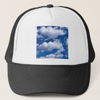 Clouds Peaceful Formations Ocean Beach Trucker Hat