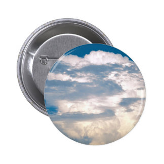 Clouds Pillow Sky Buttons