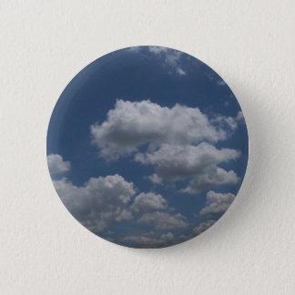 Clouds Pinback Button