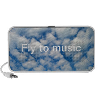 Clouds Portable Speaker