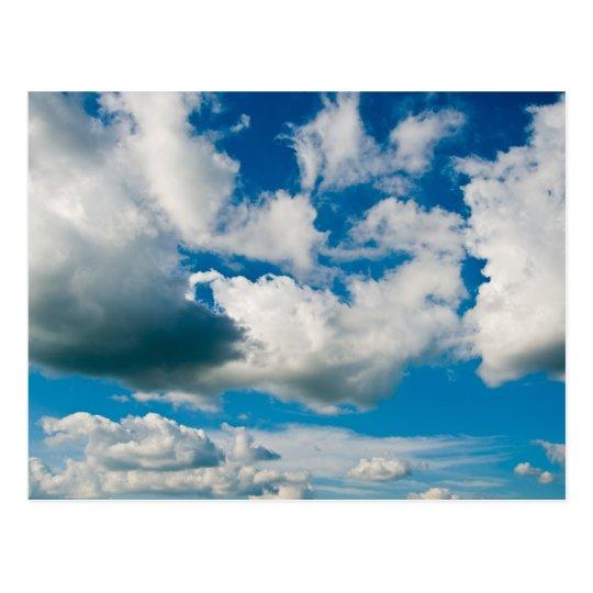 Clouds/Post Card