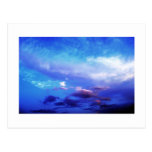 Clouds Post Card