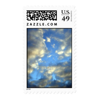 Clouds Postage