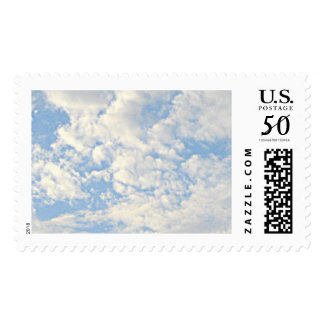 Clouds Postage Stamp