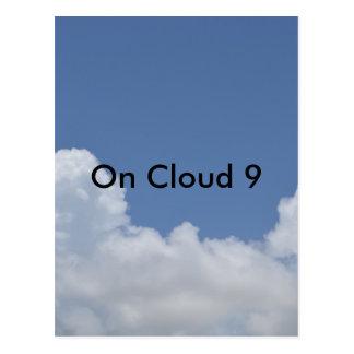 Clouds Postcard