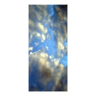 Clouds Rack Card