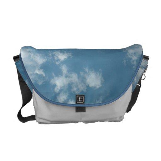 Clouds Rickshaw Messenger Bag