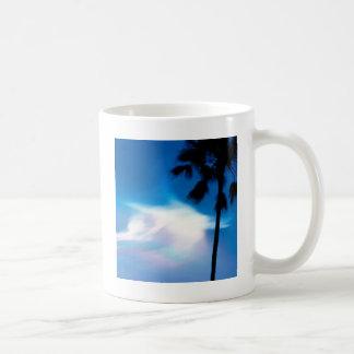 Clouds Rocket Dusk Pasadena Coffee Mug