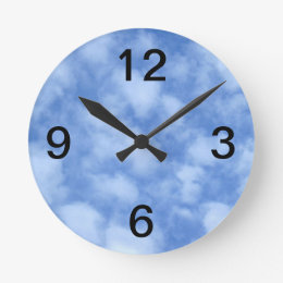 Clouds Round Clock