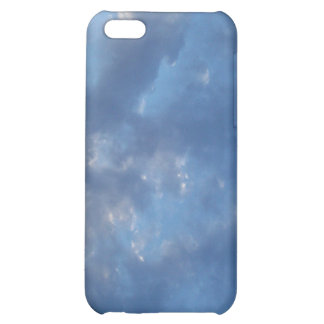 clouds sky blue iPhone 5C covers