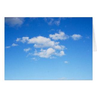 Clouds & Sky Greeting Card