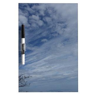 Clouds sky Dry-Erase board