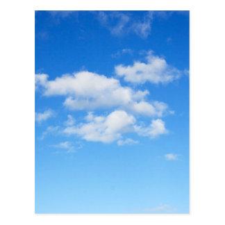 Clouds & Sky Postcard