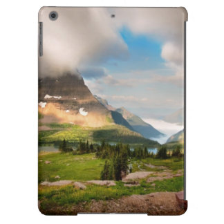 Clouds Sweeping Through Mountains iPad Air Case