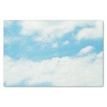 Clouds Tissue Paper