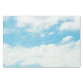 "Clouds Tissue Paper 10"" X 15"" Tissue Paper"