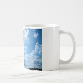 clouds trippin in kotz coffee mug