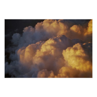 Clouds VI Poster