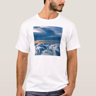 Clouds Wild Blue Yonder T-Shirt