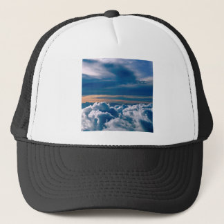 Clouds Wild Blue Yonder Trucker Hat