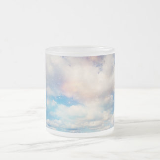 Clouds Wings of Gold and Silver 2 Mug