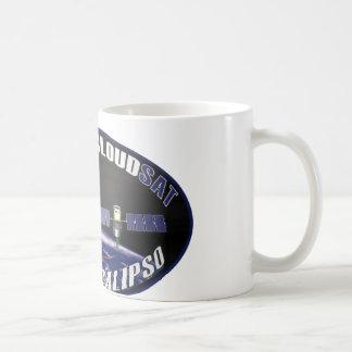 CloudSat and Calipso Coffee Mug