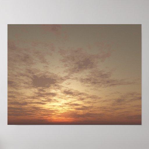 cloudscape 11 poster