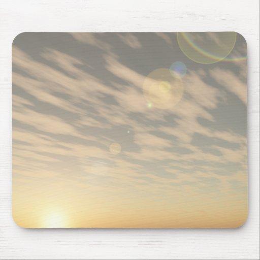 cloudscape 16 mouse pads