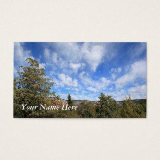 Cloudscape Business Card