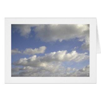 Cloudscape Card