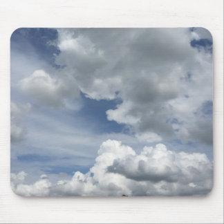 Cloudscape inspirador alfombrillas de ratón
