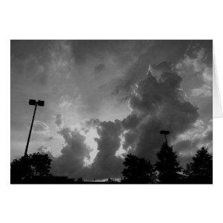 Cloudscape / Noir