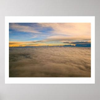 Cloudscape Posters