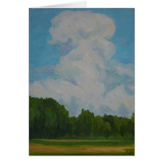 Cloudscape Sept 2000 Maryland Greeting Cards