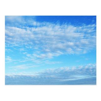 Cloudscape Tarjeta Postal