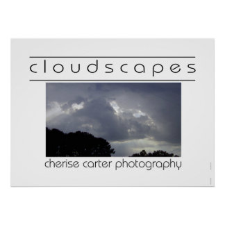 Cloudscapes III Poster