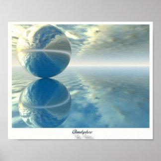 Cloudsphere Impresiones
