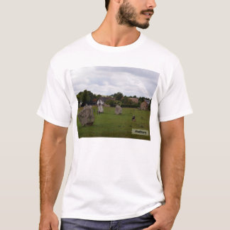 Cloudy Avebury T-Shirt