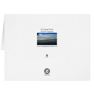 Cloudy Basin Card