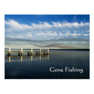 Cloudy Basin Postcard