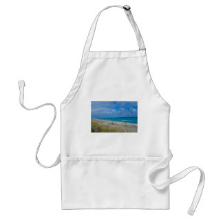 Cloudy Beach at Coral Cove Adult Apron