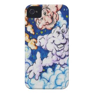 Cloudy clouds Case-Mate iPhone 4 case